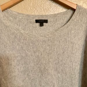 J.Crew 40% Wool Gray Sweater